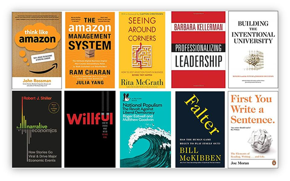 Mind-opening Business Books Of 2019