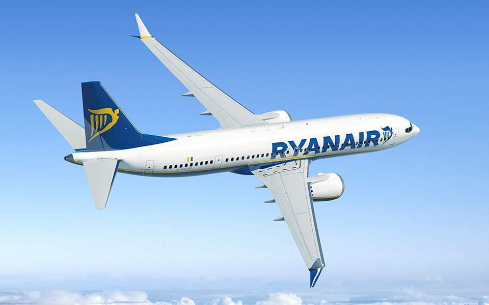 """Ο CEO της Ryanair """"βλέπει"""" σημαντική αύξηση στις τιμές αεροπορικών εισιτηρίων το επόμενο καλοκαίρι"""