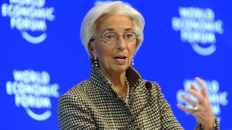 Λαγκάρντ στο CNBC: Περιορισμένη η επίπτωση της κρίσης χρέους της Evergrande στην Ευρώπη