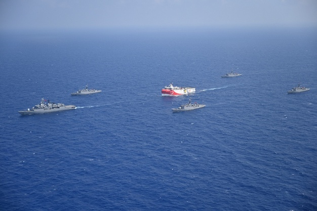 1,5 δις οι γερμανικές εξαγωγές προς το τουρκικό ναυτικό
