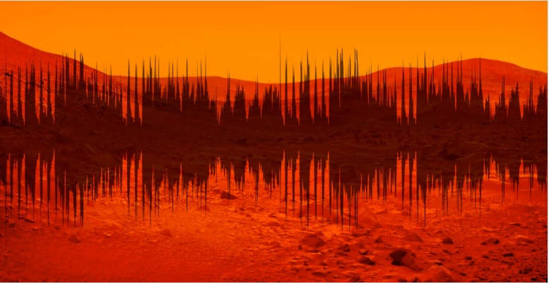 Οι πρώτοι ήχοι από τον πλανήτη Άρη που ακούμε ποτέ!