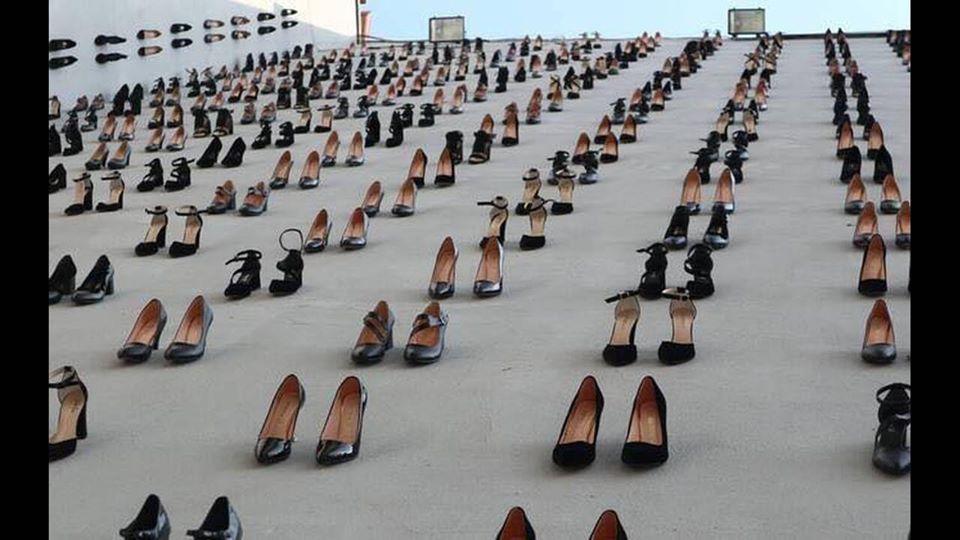 Τα παπούτσια των νεκρών...