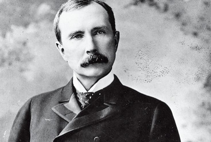 John D. Rockefeller (1839 - 1927) - Ο ιδρυτής της Standard Oil και του πετρελαϊκού μονοπωλίου