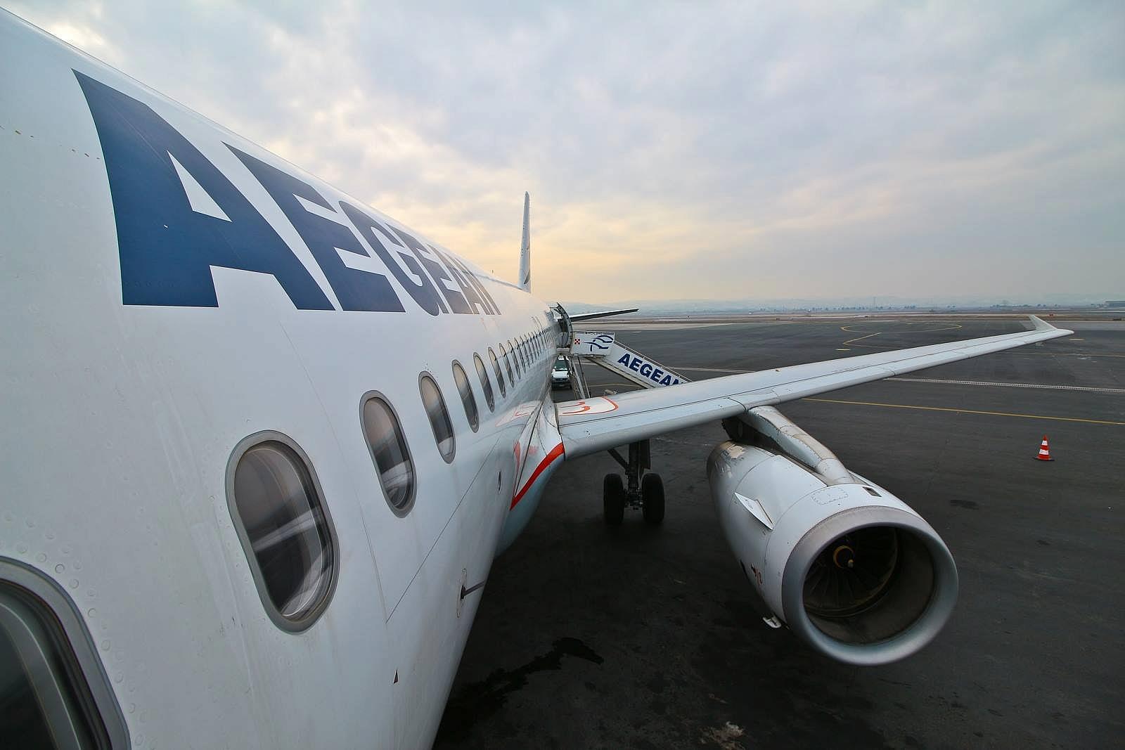 """Αεροπορία Αιγαίου: Ένα """"κακό 2020"""" και ένα """"δύσκολο"""" 2021"""