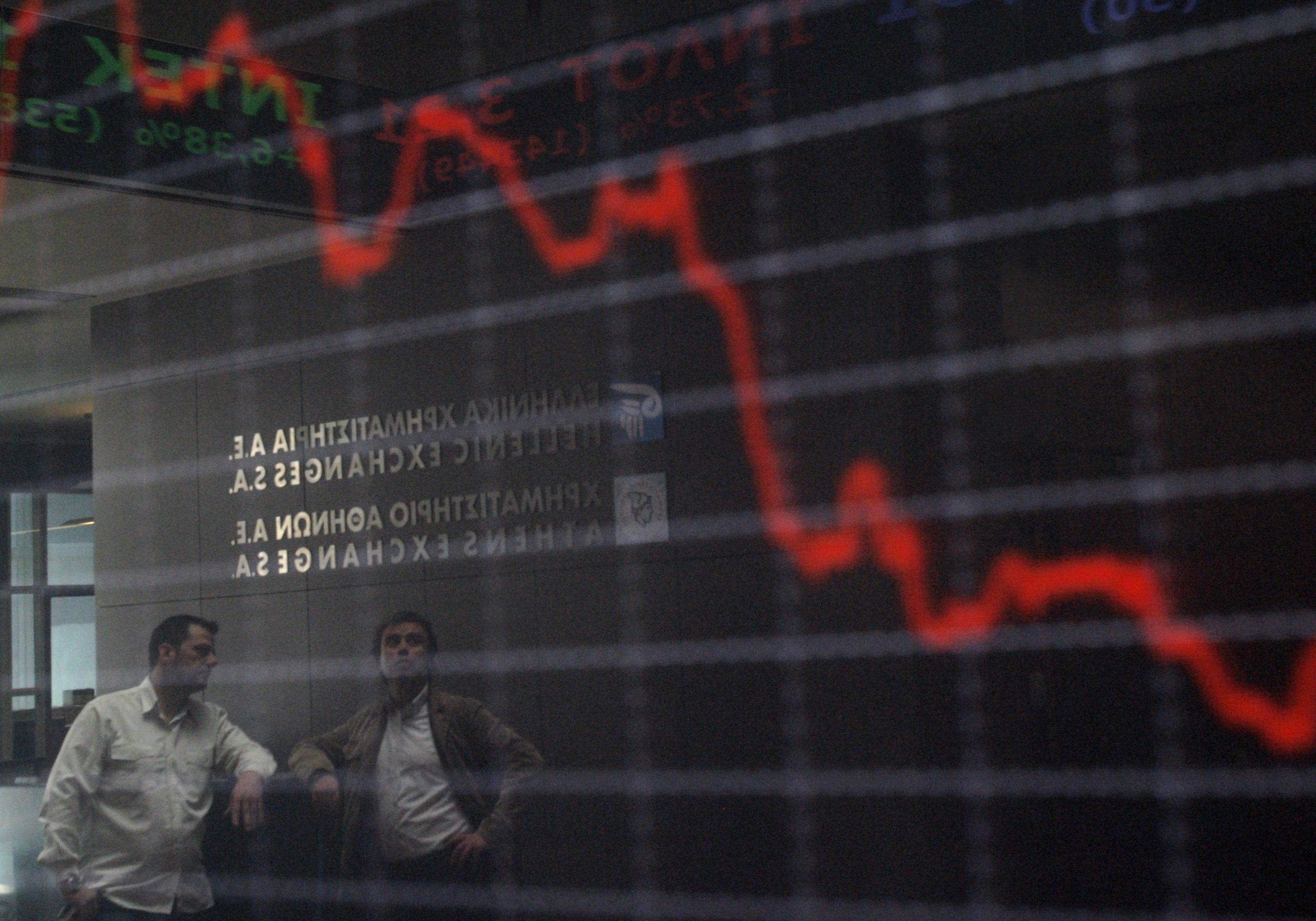Οι μεγάλες πτώσεις στην ιστορία του Γενικού Δείκτη και η συμπεριφορά της αγοράς μετά απ' αυτές