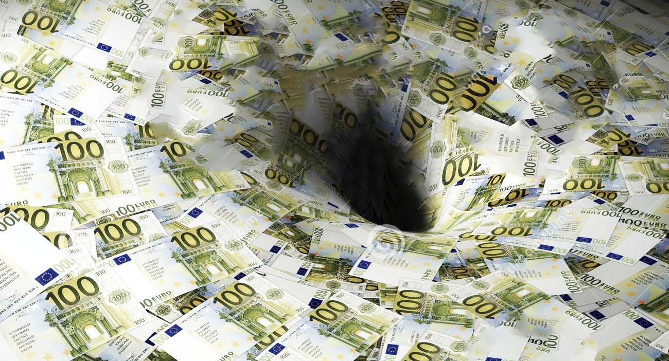 2007 - 2018: Η εξαΰλωση ποσού 138 δισεκατομμυρίων ευρώ από τις τράπεζες!