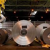 Χάλυβας: Η πρώτη μείωση της παγκόσμιας παραγωγής από τον Ιούλιο του 2020