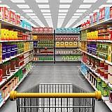 Οπισθεν για τις πωλήσεις των σούπερ μάρκετ τον Μάιο