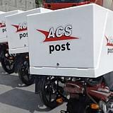 Κώστας Μεγεγάκης: «Όλο το σχέδιο της ACS για το νέο logistics hub»