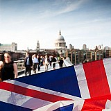 U.K. Set to Lead Europe's Rebound Then Slide to Back of the Pack