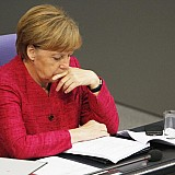 Merkel Urges EU Partners to Match More Ambitious Climate Goal