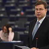 Βάλντις Ντομπρόβσκις: Η ελληνική κυβέρνηση ήθελε τους φόρους