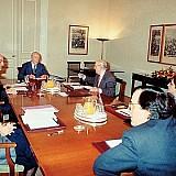 Οι ιστορικοί διάλογοι της σύσκεψης του 1992