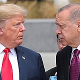 Der Spiegel: Ερντογάν και Τραμπ βαθιά μπλεγμένοι στην υπόθεση της Halkbank