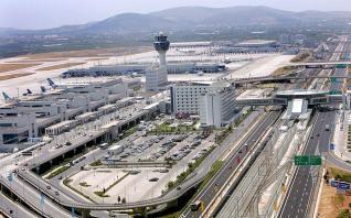 Κατά 8,4% αυξήθηκε το α΄ τρίμηνο η επιβατική κίνηση στα αεροδρόμια