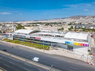 7 εμπορικά κέντρα που αλλάζουν την εικόνα της Αθήνας
