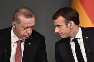 Ο Μακρόν παγίδευσε τον Ερντογάν και τώρα μένει να μην παγιδευτούμε εμείς