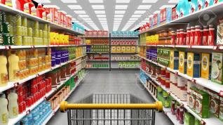 Αυξήθηκε 3,4% ο τζίρος των σούπερ μάρκετ το α΄ εξάμηνο του 2019
