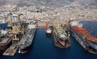 Νεώριον: Συμφωνία με ONEX για τα Ναυπηγεία Ελευσίνας