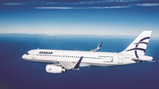 Aegean: Αυξημένη κατά 11% η επιβατική κίνηση από το εξωτερικό στο εννεάμηνο