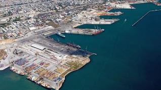 ΟΛΘ: Νέος αυτοκινούμενος γερανός στο λιμάνι