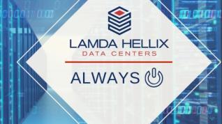 Η Lamda Hellix εξασφαλίζει 100% ανανεώσιμη ενέργεια για τα Data Centers της
