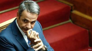 Greece's debt odyssey