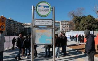 Παράταση έως το 2025 για μετρό Θεσσαλονίκης ζητεί η κοινοπραξία