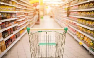 Αύξηση πωλήσεων, αλλά μείωση κερδών για τα σούπερ μάρκετ