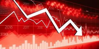 Σε ελεύθερη πτώση το Χρηματιστήριο με βουτιά 11%, έχασε και τις 500 μονάδες