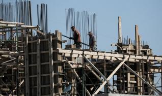 Ενίσχυση της οικοδομής τον Φεβρουάριο