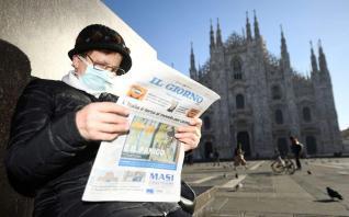 Πέντε οι θάνατοι από τον κορωνοϊό στην Ιταλία