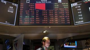 Συνεχίζεται για δεύτερη διαδοχική συνεδρίαση το ράλι της Wall Street