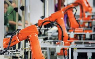 Η χρήση των ρομπότ ρίχνει τους μισθούς στις ΗΠΑ