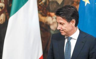 Ενα βήμα πίσω έκανε η Ρώμη για το έλλειμμα του 2019