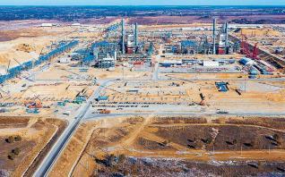 Εφθασε στη βορειοανατολική Κίνα φυσικό αέριο από τη Ρωσία