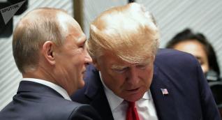 Ο Πούτιν εκθειάζει την οικονομική πολιτική του Τραμπ