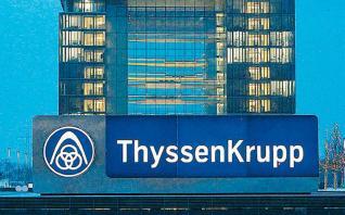 Πουλάει δραστηριότητες ο όμιλος Τhyssenkrupp