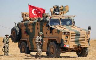 Πριν τη συνάντηση Τραμπ – Ερντογάν η τουρκική εισβολή στη Συρία