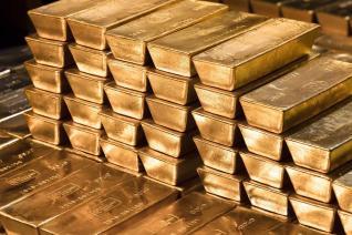 Σε ανοδικό έδαφος ο χρυσός