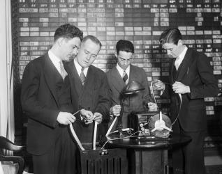 """15 Νοεμβρίου 1867 - Η λειτουργία του πρώτου """"stock ticker"""", στη Νέα Υόρκη"""