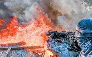 Διαδηλώσεις από τον Λίβανο έως τη Χιλή