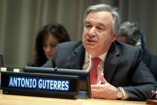 Με τον γγ του ΟΗΕ συναντάται σήμερα ο Ν. Δένδιας, στη Γενεύη