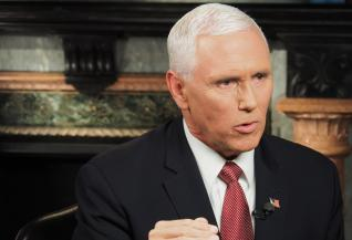 'The era of economic surrender is over,' says Mike Pence on trade with China