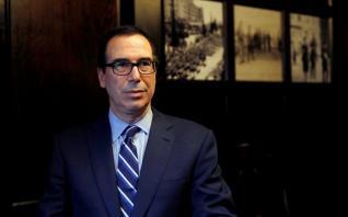 Μνούτσιν: Η επανεκκίνηση της οικονομίας θα γίνει με βραδύ ρυθμό