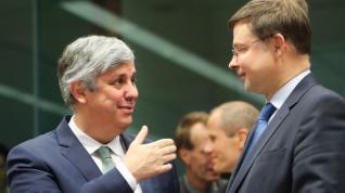 Σεντένο-Ντομπρόβσκις: Η Ελλάδα θα βγει ισχυρότερη από την κρίση