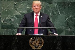 Οι Ηνωμένες Πολιτείες δεν μπορούν να εγκαταλείψουν τον ΟΗΕ