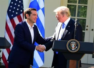 Πώς Τσίπρας - ΣΥΡΙΖΑ έγιναν οι καλύτεροι φίλοι των Αμερικανών