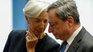 """Ο Ντράγκι αφήνει στη Λαγκάρντ την αποστολή να κλείσει το """"ρήγμα"""" στο ΔΣ της ΕΚΤ"""