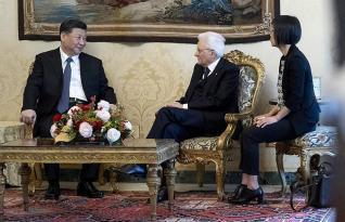 Σκληραίνει η στάση των Ευρωπαίων έναντι της Κίνας